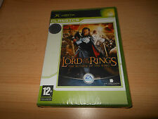 New and Sealed Lord Of The Rings: Return Of The King (Microsoft Xbox, 2003)