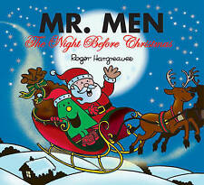 NEW  - MR MEN the NIGHT BEFORE CHRISTMAS ( BUY 5 GET 1 FREE book )  Little Miss