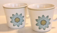 vintage Noritake Up-Sa Daisy cup mug set of two