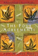 The Four Agreements: A Practical Guide to Personal Freedom -A Toltec Wisdom Book
