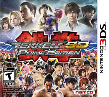 Tekken 3D Prime Edition 3DS New nintendo_3ds