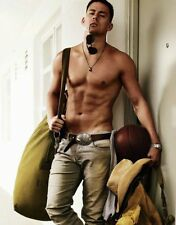 Channing Tatum Actor Star Fabric Art Cloth Poster 17inch x 13inch Decor 31