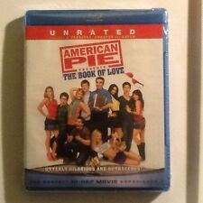 American Pie Presents: The Book of Love (Blu-ray Disc, 2009, Rated/Unrated)