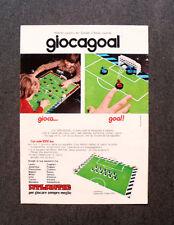 [GCG] N279 - Advertising Pubblicità - 1974 - ATLANTIC,GIOCAGOAL SOLDATI D'ITALIA