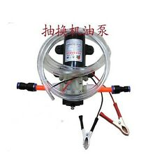 Professional Electric 12V oil Pump Diesel Fuel Oil Engine Oil Extractor