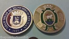 495 years SAN JUAN PUERTO RICO 1521 2016 Limited Edition 1/100 USA Oldest City