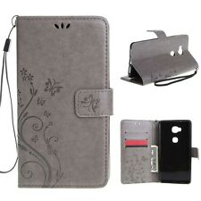 Magnetic Wallet Leather Flip Card Holder Case Cover for Huawei Honor 5c/7 Lite