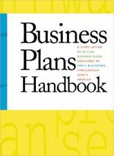 Business Plans Handbook: A Compilation of Buisness Plans Developed by -ExLibrary