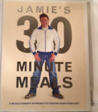 "Jamie Oliver ""Jamie's 30 Minute Meals"" Good Food Fast Hardback Book"