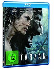 Legend of Tarzan [Blu-ray](NEU/OVP) A. Skarsgard, Margot Robbie, Christoph Waltz