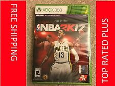 NBA 2K17 Early Tip-Off Weekend Xbox 360 NEW TOP RATED PLUS