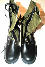 NWT 1968 US ARMY VIETNAM WAR ERA JUNGLE BOOTS - SIZE 10N