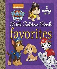 Little Golden Book Favorites: PAW Patrol Little Golden Book Favorites (PAW...