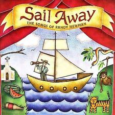 Sail Away: The Songs Of Randy; Newman 2006 CD, Tim O'Brien, Del McCoury, Steve E