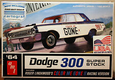 1964 Dodge 330 Super Stock COLOR ME GONE, 1:25, AMT 987 neu 2017 neu