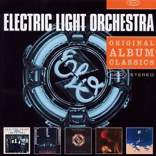 ELECTRIC LIGHT ORCHESTRA - Original Album Classics [CD New] - 5 CD Boxset