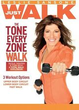 Tone Every Zone Walk DVD