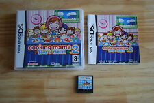 COOKING MAMA 2 TOUS A TABLE ! - NINTENDO DS - VF