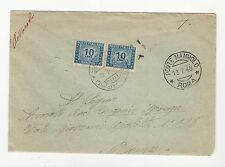 Italy: Cover in 1948, circulated a marble bridge to Roma. IT24