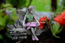Miniature Garden Fairy Eve Dollhouse  Faerie
