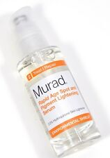 Murad Rapid Age Spot and Pigment Lightening Serum 1oz SEALED BOX 100% fresh 6/18