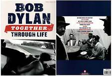 """BOB DYLAN """"Together Through Life"""" 10 Titres (PARTITIONS / SHEET MUSIC) 2009"""