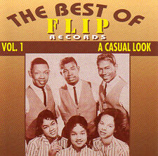 V.A. - THE BEST OF FLIP RECORDS Vol.1 - Doo Wop CD