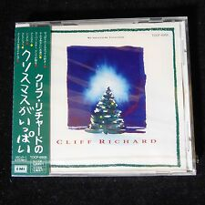 NEW Cliff Richard Japan CD Christmas We Should Be Together SEALED PROMO