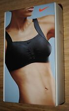NIKE REVOLUTIONARY SPORTS BRA / TRAINING BRA - 36B - BLACK