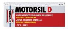 AREXONS 0096 MOTORSIL D 60 GR GUARNIZIONE SILICONICA ROSSA PER MOTORE MASTICE