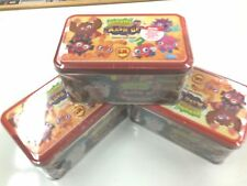 Topps Moshi Monsters Trading Card Game Tin(inc 20 Mesh Up Cards) x 3 tins