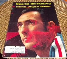 Sports Illustrated  January 26 Bob Cousy