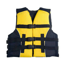 Youth Neoprene Nylon Life Vest USCG Ski Jacket PFD for Kids 50-90lbs