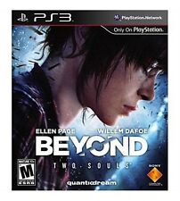 Beyond Two 2 Souls GAME Sony PlayStation 3 PS PS3