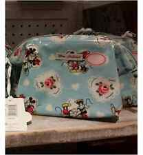 Cath Kidston x Disney Mickey Hearts Minnie Small Cosmetic Toiletry Wash Bag BNWT