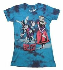 IRON FIST ALICE WANTS REVENGE LADIES TEE SIZE XL