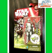 "Captain Phasma The Force Awakens Action Figure Star Wars  3.75"" Hasbro Wave 1"