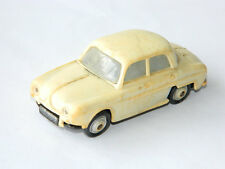 VTG Renault Dauphine No.2 Friction CAR TOY Tbilisi-made USSR Collectible Toys