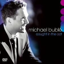 MICHAEL BUBLE' - CAUGHT IN THE ACT (CD+DVD)