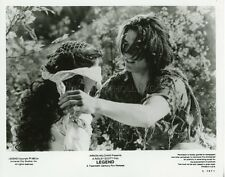 TOM CRUISE MIA SARA LEGEND RIDLEY SCOTT 1985 VINTAGE PHOTO ORIGINAL #2