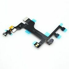 NEW Power Mute Volume Button Switch Connector Flex Ribbon Cable For iPhone 5C