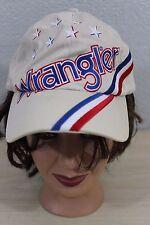 Wrangler Stars & Stripes Baseball Trucker Cap Hat Snapback Adjustable