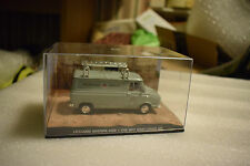 JAMES BOND CARS COLLECTION 061 LEYLAND SHERPA VAN THE SPY WHO LOVED ME