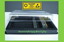 Computer Memory Packaging Tray for PC Server RAM DDR DIMM Module 15 fits 750 New