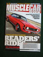 Muscle Car Review Magazine 2014 September Rare Find: '69 Olds W-31  ++
