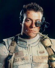 Universal Soldier Jean Claude Van Damme 10x8 Photo
