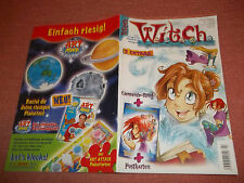 WITCH***COMIC***HEFT***NR.2/2004***