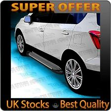 KIA SPORTAGE SIDE STEPS RUNNING BOARDS SAPPHIRE 2005-09 OEM QUALITY