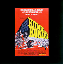 König der Könige ORIGINAL Kino-Dia / Film-Dia / Diacolor / Jeffrey Hunter