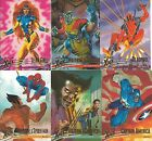 Marvel Fleer Ultra X-men: Wolverine 1996 Singles